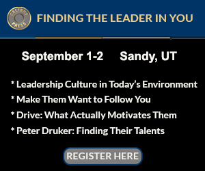 Finding the Leader in You – Sandy, UT